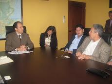 REUNION DIRECTORES REGISTROS CIVILES DE HONDURAS Y GUATEMALA