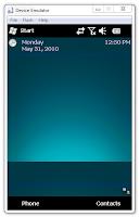 Windows Mobile 6.5 HTC HD Mini emulator Visual Studio 2005 2008
