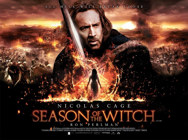 Filmovi Online: Season of the Witch (2011)
