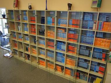 Největší regionální cizojazyčná knihovna pro Vás