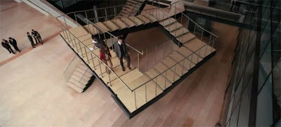 Endless Staircase From Inception