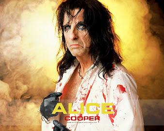 #7 Alice Cooper Wallpaper