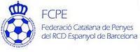 Web Federació catalana de penyes del RCDE