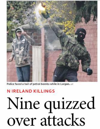 conflict in northern ireland essay social studies