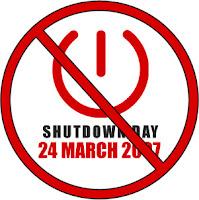 boycott shutdown day don't shutdown