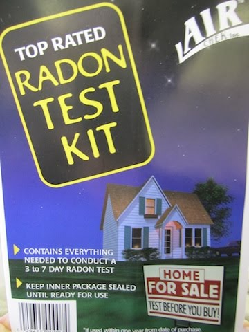 Watauga county cooperative extension center free radon test kits no this isn 39 t an infomercial - The office radon test kit ...
