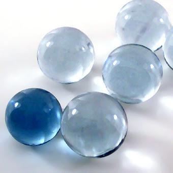 A Glass Ball Will Bounce Higher