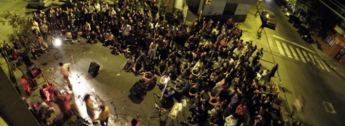 Fiesta Popular - Festival Cultural - dic.2010