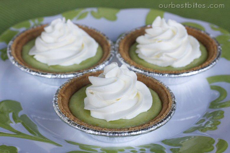 Key Lime Tarts - Our Best Bites