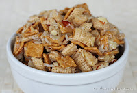 Goblin Grub {Chewy Chex Cereal Mix}