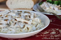 Guiltless Alfredo Sauce