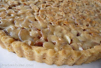 Almond Toffee Tart