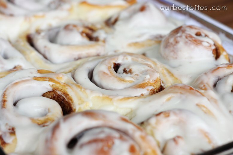 The Best Cinnamon Roll Recipe