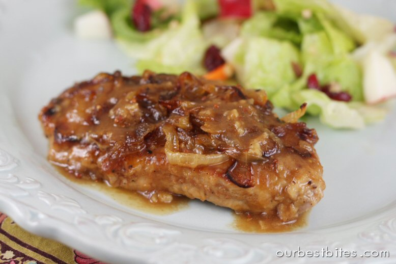 Apple Butter Pork Chops - Our Best Bites