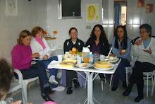Almoço Comunitário Reiki 31/08/2008