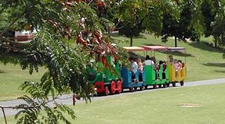 Parkland Train