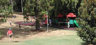 Roma Street Parkland Playgrounds