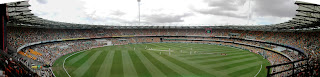The Gabba Panorama