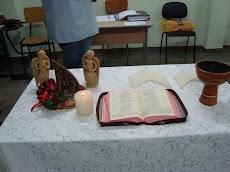 Último dia letivo do 1º ano de Teologia