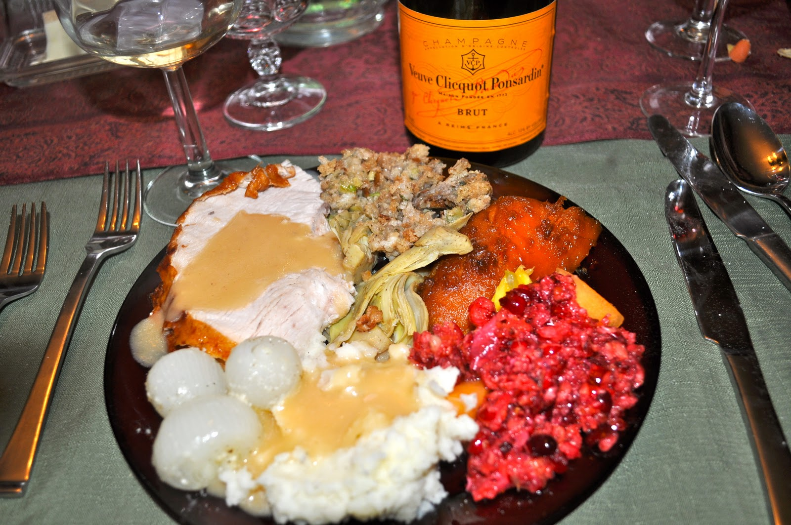 ... turkey with healthy turkey roulade with thanksgiving turkey gravy add