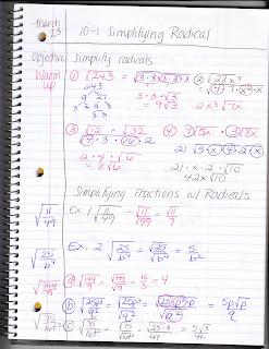 Solve Precalculus Problems 10 1 Simplifying Radicals
