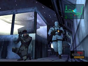 Metal Gear Solid Metal1