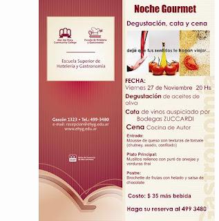 escuela internacional hoteleria turismo gastronomia: