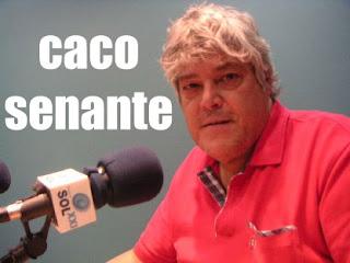 Caco Senante se ha convertido en el portavoz de la SGAE