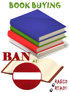 Book Buying Ban: December 1-31, 2010 (1)