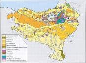 EVE. Euskal Herriko Mapa Geologikoa. Eskala 1:25000