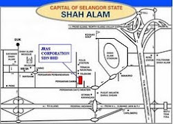 Izzat Publication Sdn Bhd Map