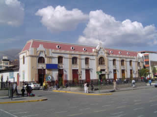 SALA  DE  REGIDORES  DE  HUANCAYO