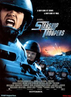 Starship Troopers dirigida por Paul Verhoeven
