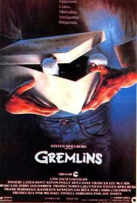 Gremlins dirigida por Joe Dante