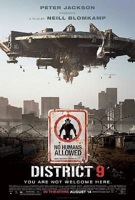 Distrito 9 dirigida por Neil Blomkamp
