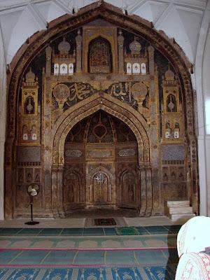 Dream destinations jamma masjid bijapur for Decoration khotba