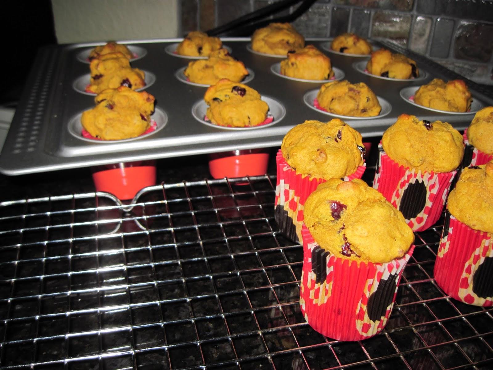 Ikea Muffins grams made it grams made pumpkin cranberry pecan muffins