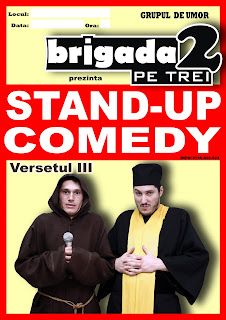 alexandru hategan, Brigada, brigada 2 pe trei, brigada2petrei, stand up, stand-up, standup,  comedy,  show, spectacol,  funny