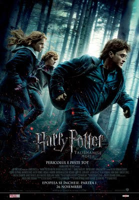 alexandru hategan, harry potter, deathly hallows, Filme aventura, harry potter and the deathly hallows subtitrare