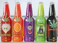 Refrigerante de maconha será vendido nos EUA a partir de fevereiro
