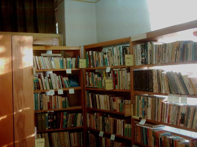 Biblioteca (interior)