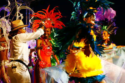 Colourful slices of trinidad carnival 2010