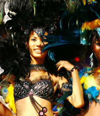 beautiful slices of 2010 trinidad carnival this work by alva burroughs