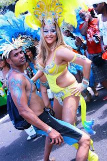 Savannah Party - Patrick Roberts 2010 Trinidad Carnival