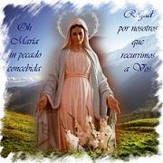 María, ejemplo de virtudes