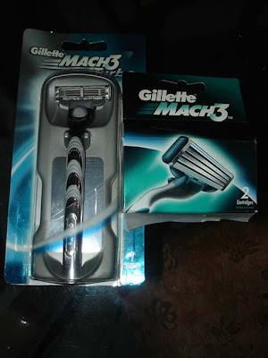 Gillette Mach 3