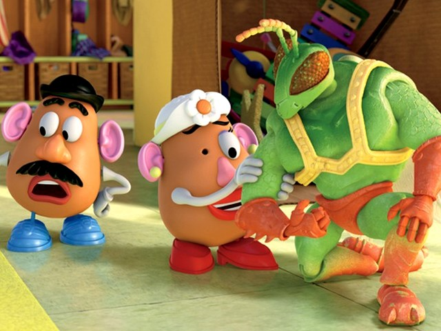 toy story 4 images. Toy Story 4: AndromedaHigh: