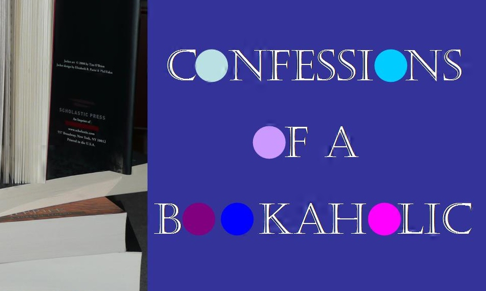 Confessions of a Bookaholic