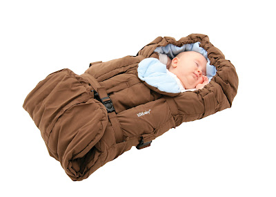 Photograph of baby carrier