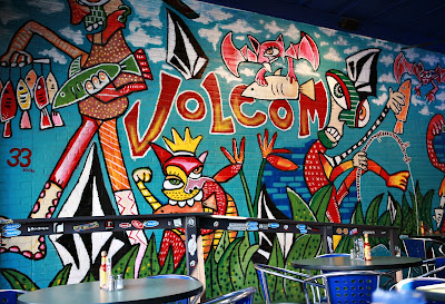 taco joint artwall